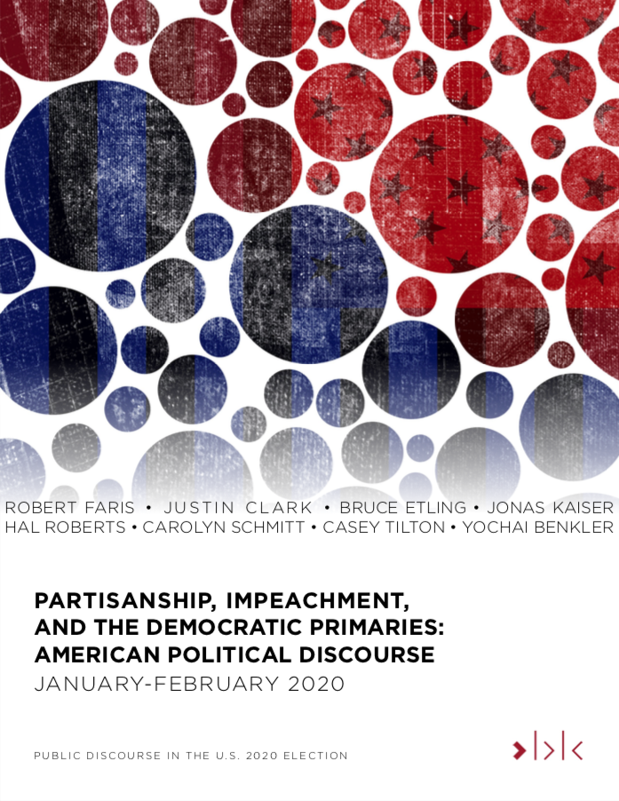 Partisanship, Impeachment, and the Democratic Primaries: American Political Discourse