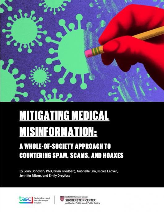 Mitigating Medical Misinformation: A Whole-of-Society Approach to Countering Spam, Scams, and Hoaxes